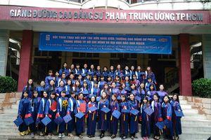 Trường CĐ Sư phạm Trung ương TPHCM: Tuyển sinh Cao đẳng hệ chính quy- Đợt 2