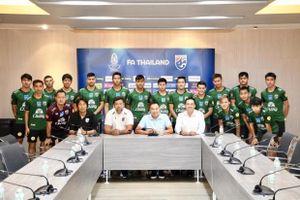 Đội tuyển Olympic Thái Lan đối mặt 'nhiệm vụ bất khả thi' ở ASIAD 2018