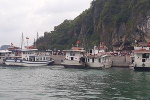 Quảng Ninh: 20 tàu du lịch bị đình chỉ hoạt động do không đảm bảo PCCC