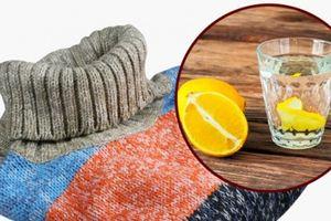 10 mẹo bảo quản, vệ sinh trang phục tiện lợi