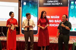 Ra mắt Trục điện tử kết nối doanh nghiệp 'ERP STORE'