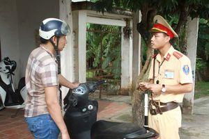 Tăng cường công tác bảo đảm trật tự an toàn giao thông các tuyến quốc lộ