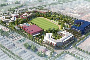 1.500 tỷ đồng đầu tư Thành phố Giáo dục quốc tế đầu tiên tại Quảng Nam