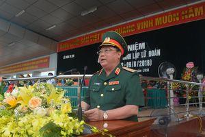 Lữ đoàn Pháo phản lực 204 kỷ niệm 40 năm ngày thành lập