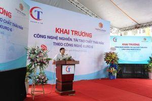 Grandeur Palace - Giảng Võ áp dụng công nghệ phá dỡ bảo vệ môi trường lần đầu tại Việt Nam