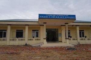 Hà Tĩnh: Cụ bà tử vong sau khi tiêm thuốc dưỡng não tại trạm y tế