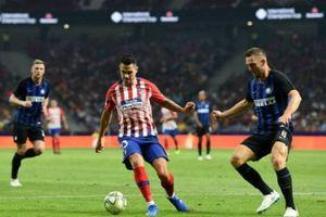 Lập siêu phẩm vô lê đẹp mắt, Martínez giúp Inter đánh bại Atletico 1 - 0