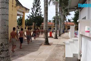 Ráo riết truy tìm 18 học viên cai nghiện trốn trại ở Tiền Giang