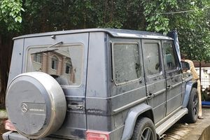 Lời khai bất ngờ của chủ xe Mercedes-Benz G55 AMG mang biển đỏ tại Cơ quan điều tra