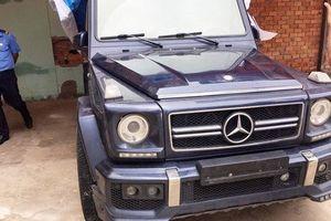 Xe Mercedes Benz G55 gắn biển quân đội ở Cần Thơ có thể bị thu hồi