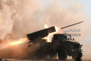 Quân đội Syria đại thắng, IS sắp sụp đổ tại Đông Sweida
