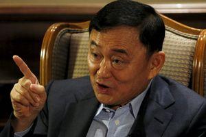 Thái Lan chỉ trích ông Thaksin kích động