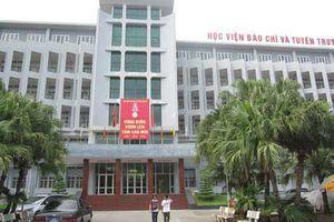 Học viện Báo chí và tuyên truyền xét tuyển bổ sung 300 chỉ tiêu