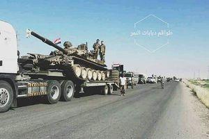 Quân tinh nhuệ Syria dồn binh chuẩn bị kết liễu thánh chiến tại Idlib, Hama
