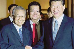 Malaysia loay hoay hủy dự án Trung Quốc để thoát nợ