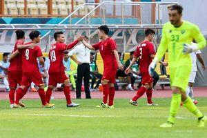 Thắng Olympic Pakistan 3-0, Olympic Việt Nam vẫn còn quá nhiều vấn đề