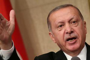 Tổng thống Thổ Nhĩ Kỳ nói Mỹ 'đâm sau lưng'