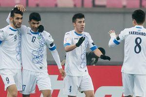 Kết quả Olympic Uzbekistan 3-0 Olympic Bangladesh: ĐKVĐ U23 châu Á khởi đầu nhẹ nhàng