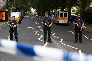 Chính quyền London: Lao xe bên ngoài tòa nhà Quốc hội Anh là hành động khủng bố