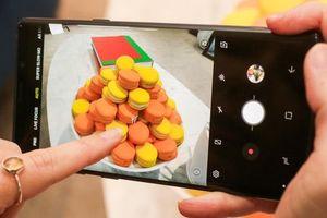 Bộ ảnh đầu tiên chụp từ Galaxy Note 9: Xứng danh 'siêu phẩm'?