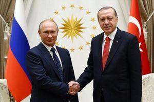 Nga 'liên thủ' với Thổ Nhĩ Kỳ thoát vòng kim cô của Mỹ