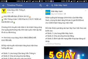 3 kiểu lừa đảo trên Facebook bạn cần biết