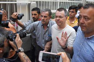 Tòa án Thổ Nhĩ Kỳ bác đơn kháng cáo đòi trả tự do cho mục sư người Mỹ