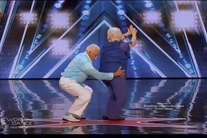Celina và Filiberto - America's Got Talent
