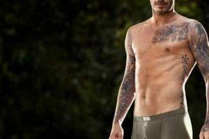 Bí mật 'động trời' sau ảnh nội y của David Beckham