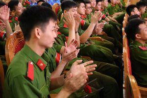 Trường công an tuyển bổ sung 13 chỉ tiêu gửi đào tạo tại Học viện Quân y