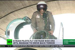 Không quân Syria dội lửa dọn đường, phe thánh chiến dựng tuyến phòng thủ ở Aleppo