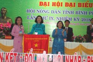 Hội ND góp phần phát triển kinh tế của tỉnh Bình Phước