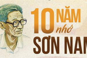 Mười năm, làng sách nhớ Sơn Nam