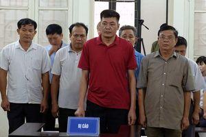 Chín cựu quan chức trong vụ vi phạm đất ở Đồng Tâm được chấp nhận giảm án