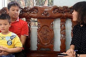 Trao nhầm trẻ sơ sinh ở huyện Ba Vì, Hà Nội - Kỳ cuối: Ấm áp tình ruột thịt