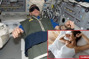 7 nguyên tắc vàng của các nhà du hành vũ trụ giúp bạn 'đặt lưng xuống là ngủ'