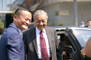 Trung Quốc tìm cách lấy lòng Tiến sĩ Mahathir Mohamad