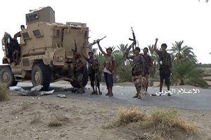 Chiến binh Houthi phục kích diệt hàng chục lính Yemen được Ả rập Xê út hậu thuẫn