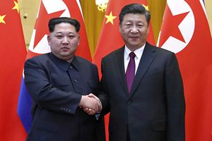 Ông Tập Cận Bình sẽ đến thăm Triều Tiên nhân dịp 70 năm quốc khánh