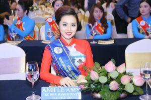 Amy Lê Anh: Nữ đại sứ duyên dáng tài năng 'Hành trình kết nối yêu thương'