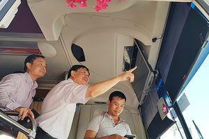Đà Nẵng: 40 doanh nghiệp tiên phong ký cam kết lắp camera trên xe du lịch