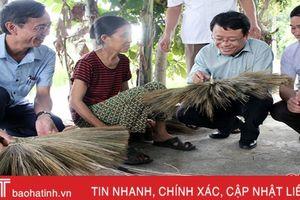 Đào tạo nghề - 'chìa khóa' làm giàu cho nhà nông Hà Tĩnh