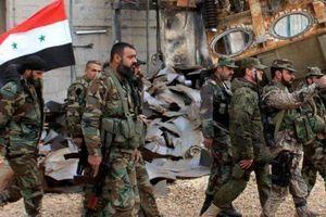 Chiến sự Syria: Quân chính phủ liên tục giành thế chủ động trên chiến trường Idlib-Hama