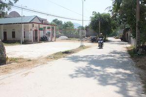 Chuyển biến mới ở xã Tân Khang