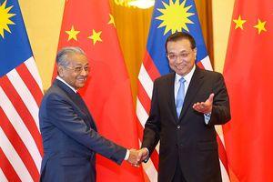 Trung Quốc muốn củng cố tình hữu nghị lâu dài với Malaysia