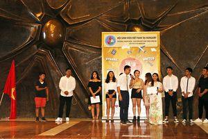 Bế mạc trại hè thanh niên sinh viên Việt Nam toàn châu Âu 2018