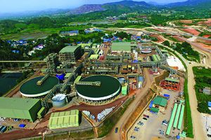 Mua lại 49% nhà máy chế biến hóa chất vonfram hàng đầu thế giới từ H.C.Starck: Bước đi chiến lược của Masan Resources