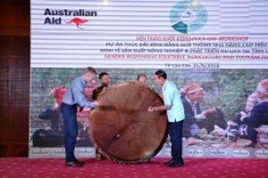 Chính phủ Australia tài trợ ODA thúc đẩy bình đẳng giới tại Lào Cai