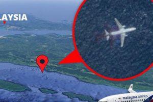 Nóng: Tìm thấy MH370 dưới đáy biển gần Malaysia bằng Google Maps?