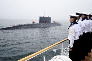 Philippines đàm phán mua 'hố đen đại dương' của Nga